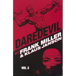 DAREDEVIL BY MILLER AND JANSON VOL.3
