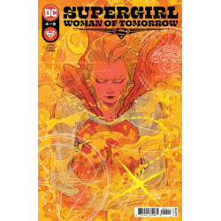 SUPERGIRL WOMAN OF TOMORROW 4 OF 8 CVR A BILQUIS EVELY