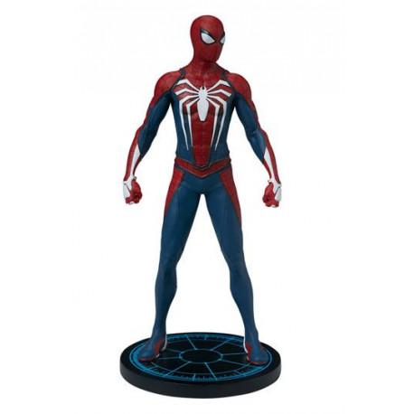 MARVEL S SPIDER-MAN STATUE 1/10 SPIDER-MAN ADVANCED SUIT 19 CM