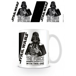 MUG STAR WARS THE FORCE IS STRONG