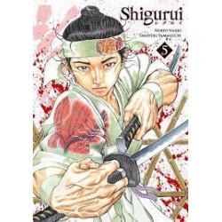 SHIGURUI TOME 5