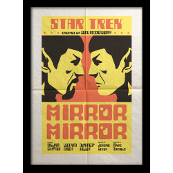 MIRROR MIRROR STAR TREK TABLEAU