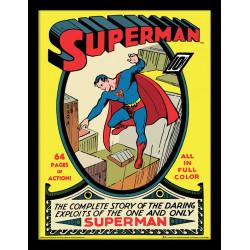 SUPERMAN NO.1 TABLEAU