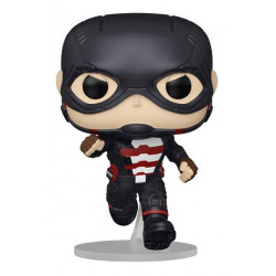CAPTAIN AMERICA VARIANT U.S. AGENT THE FALCON AND THE WINTER SOLDIER FIGURINE POP! VINYL 9 CM