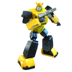 BUMBLEBEE TRANSFORMERS RED G1 ACTION FIGURE TAILLE 15 CM