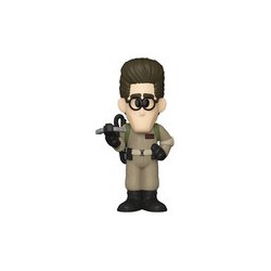 EGON WITH SLIMED VINYL SODA GHOSTBUSTERS TAILLE 9 CM