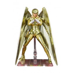 GOLDEN ARMOR WONDER WOMAN 1984 FIGURINE S.H. FIGUARTS WONDER WOMAN 15 CM