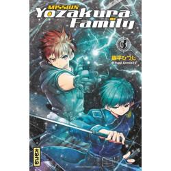 MISSION: YOZAKURA FAMILY T03