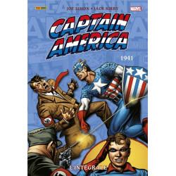 CAPTAIN AMERICA COMICS: L'INTEGRALE 1941 TOME 1