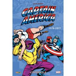 CAPTAIN AMERICA: L'INTEGRALE 1976-1977 T11