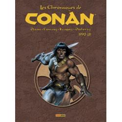 LES CHRONIQUES DE CONAN : L'INTEGRALE 1990 (I) T29