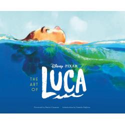 ART OF LUCA HC (C: 0-1-0)
