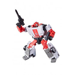 RED ALERT TRANSFORMERS GENERATIONS WAR FOR CYBERTRON KINGDOM FIGURINE DELUXE CLASS 2021