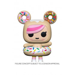 DONUTELLA TOKIDOKI FIGURINE POP VINYL 9 CM