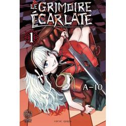GRIMOIRE ECARLATE (LE) T01