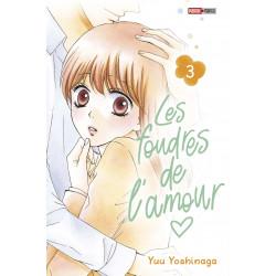 LES FOUDRES DE L'AMOUR T03