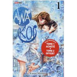 PACK OFFRE DECOUVERTE AWA KOI T01 & T02