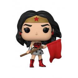 WW SUPERMAN RED SON DC COMICS FIGURINE POP HEROES VINYL WW 80TH 9 CM