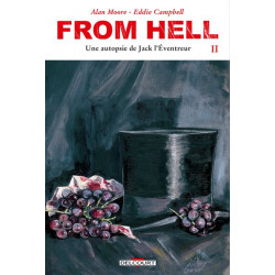 FROM HELL T02 EDITION COULEUR