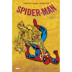 AMAZING SPIDER-MAN: L'INTEGRALE 1974 T12