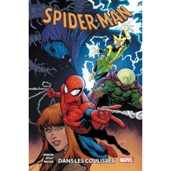 AMAZING SPIDER-MAN T05 : DANS LES COULISSES