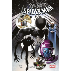 SYMBIOTE SPIDER-MAN KING IN BLACK