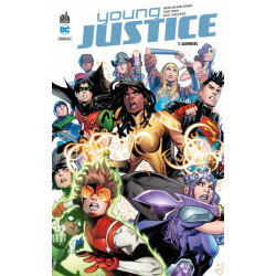 YOUNG JUSTICE TOME 3