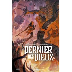 LE DERNIER DES DIEUX TOME 3