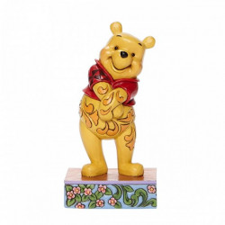WINNIE THE POOH PERSONALITY POSE DISNEY TRADITIONS 10 CM