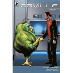 ORVILLE ARTIFACTS 1