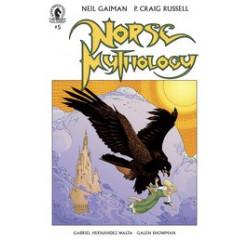 NORSE MYTHOLOGY II 5 CVR A RUSSELL