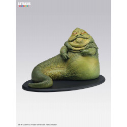 JABBA THE HUT STAR WARS ELITE COLLECTION RESIN STATUE