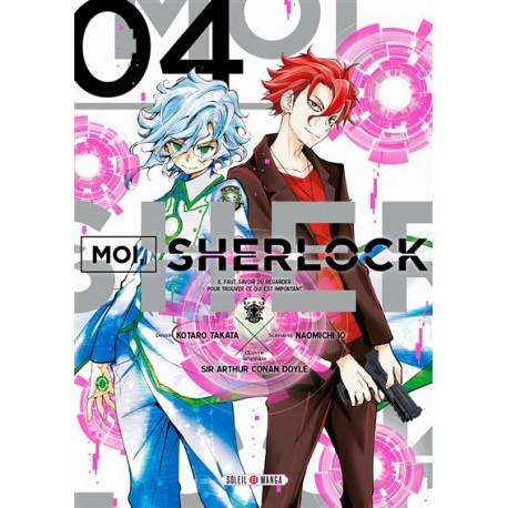 MOI, SHERLOCK T04