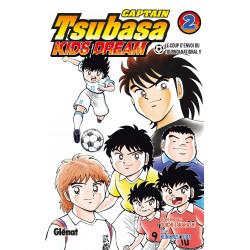CAPTAIN TSUBASA KIDS DREAM T02