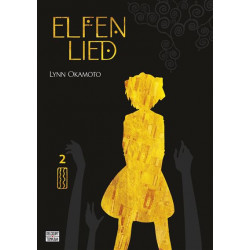 ELFEN LIED DOUBLE EDITION T02