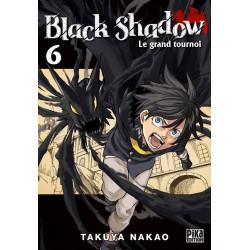 BLACK SHADOW T06 LE GRAND TOURNOI