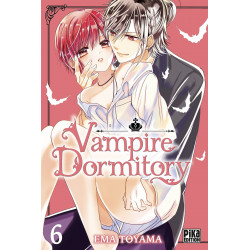 VAMPIRE DORMITORY T06