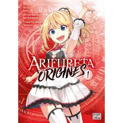 ARIFURETA ORIGINS T01
