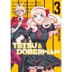 TETSU & DOBERMAN T03