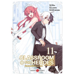CLASSROOM FOR HEROES T11