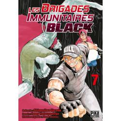 LES BRIGADES IMMUNITAIRES BLACK T07