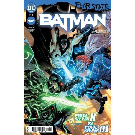 BATMAN 114