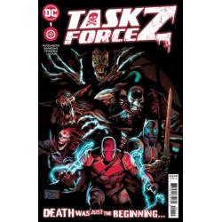 TASK FORCE Z 1