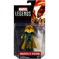 VISION THE AVENGERS MARVEL LEGENDS WAVE 2 3.75 ACTION FIGURE