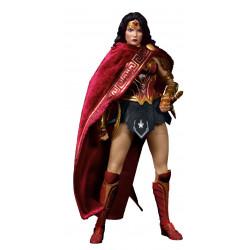 WONDER WOMAN DC COMICS FIGURINE 1/12 17 CM