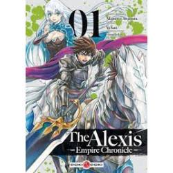THE ALEXIS EMPIRE CHRONICLE T01 PRIX DECOUVERTE