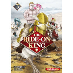 THE RIDE-ON KING T03