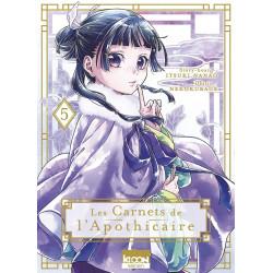 LES CARNETS DE L'APOTHICAIRE T05