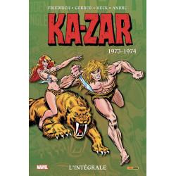 KA-ZAR: L'INTEGRALE 1973-1974 (T02)