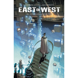 EAST OF WEST INTEGRALE TOME 3